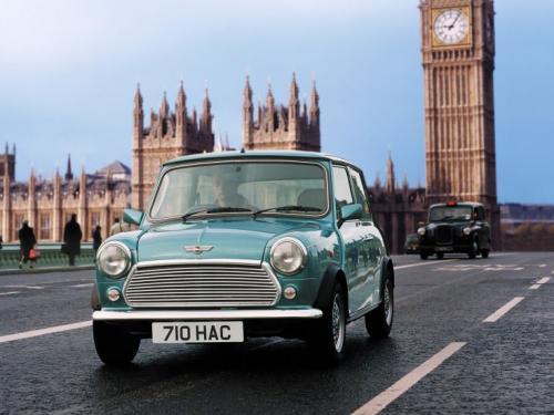 60 лет Mini: Cамые интересные факты из биографии легендарного автомобиля - Mini