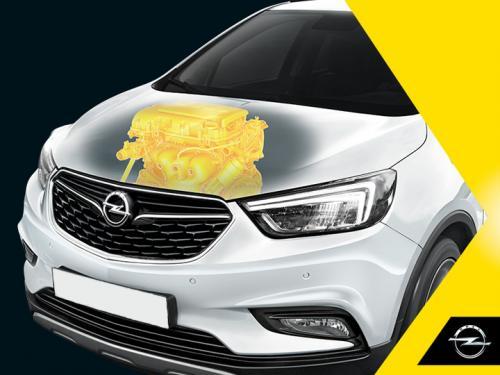 Перезагрузка Opel в Украине: фиксированная стоимость ТО и выгода до -20% для автомобилей в возрасте «5+»