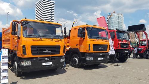 В сентябре рынок грузовиков в Украине заметно оживился