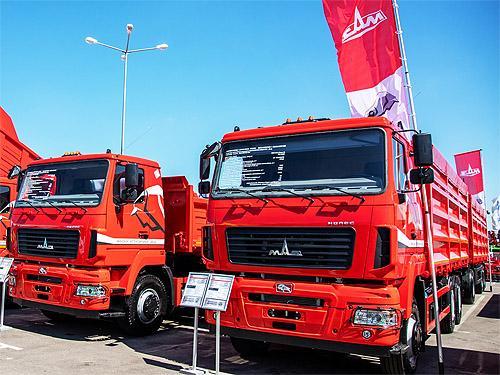 Рынок тяжелых грузовиков в июле вырос на 38%