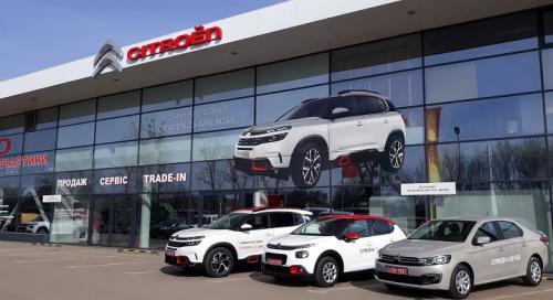 За полгода Citroen уже открыл в Украине 4 новых дилерских центра. Какие дальнейшие планы у марки?
