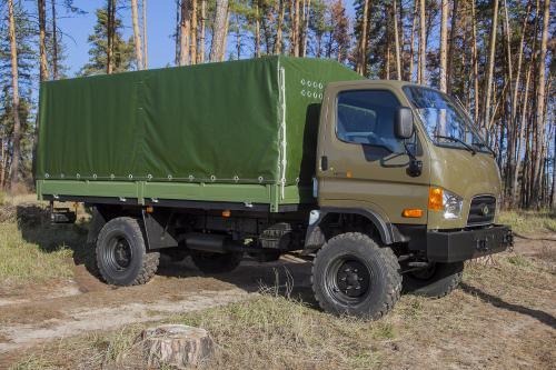 Украинский завод предложил реальную замену армейскому ГАЗ-66