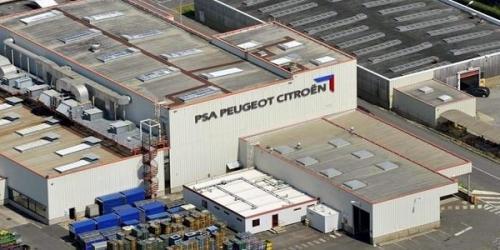 PSA Peugeot-Citroen запустил новый завод в Марокко
