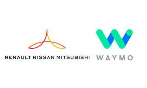 Renault-Nissan заключили стратегическое соглашение для разработки беспилотных авто