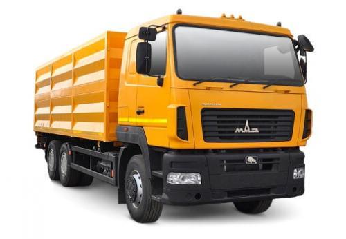 На технику МАЗ в АИС в июне скидки достигают 161 000 грн.