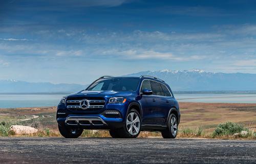 В Украине начали принимать заказы на новый Mercedes-Benz GLS. Объявлены и цены