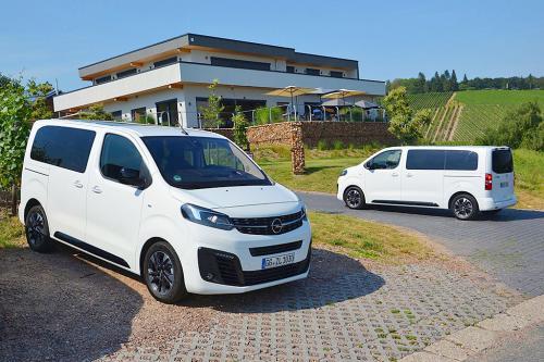 Почему Opel Zafira больше не минивэн. Наш репортаж