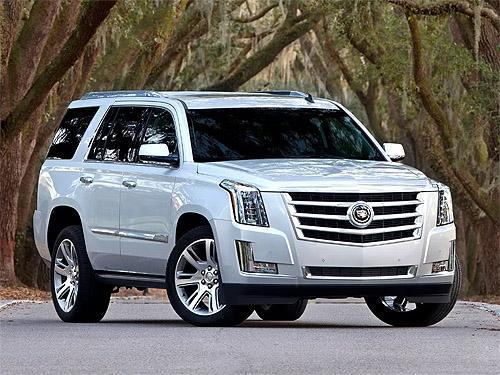 Новый Cadillac Escalade будет иметь электрическую версию с запасом хода 640 км