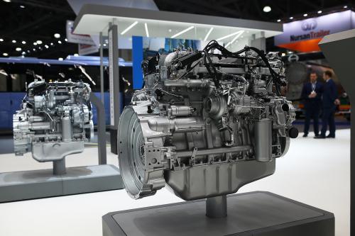 У ЯМЗ появился двигатель Евро-6 для среднетоннажных грузовиков