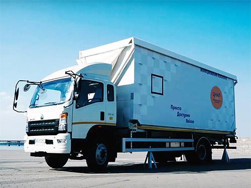 ЗАЗ начал выпускать новую модель на шасси Sinotruk