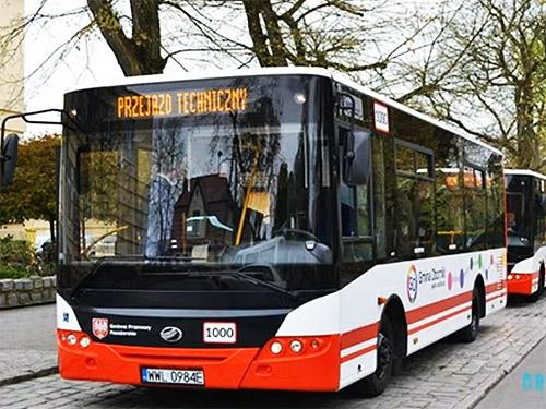 Украинский производитель автобусов придумал способ, как быстро выйти на рынок ЕС