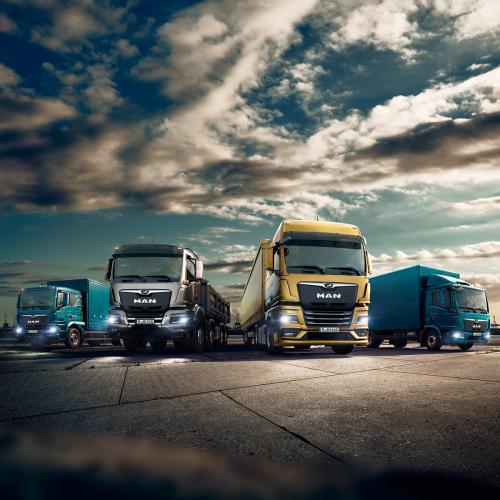 MAN представил новое поколение грузовиков