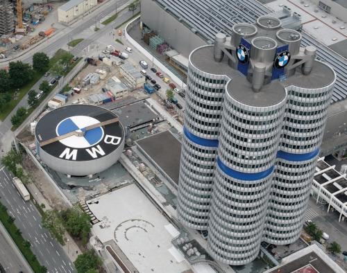BMW и Rolls-Royce остановят производство автомобилей и закроют часть автосалонов до 19 апреля