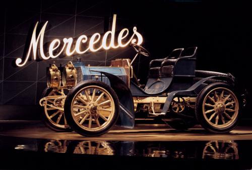 Имя Звезды. 120 лет назад Mercedes получил свое имя