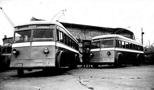 Автоистории: Откуда в Киеве появились троллейбусы MAN