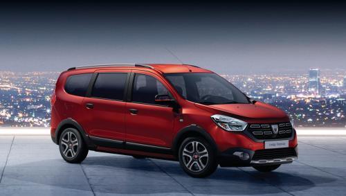 Компактвэн Renault Lodgy в 2021 году будет заменён на кроссовер