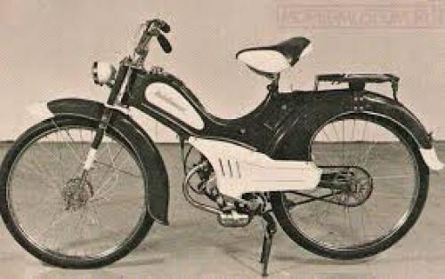 Первая собственная разработка Львовского мотозавода
