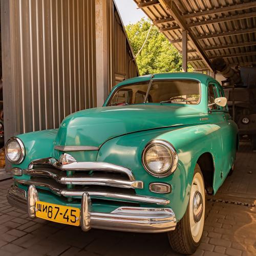 В Запорожье откроется уже второй музей ретро автомобилей