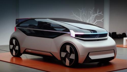 Автопилот четвертого уровня для Volvo будет создавать Waymo