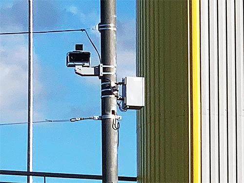 Только во Львовской области в этом году установят 19 камер автофиксации нарушений ПДД