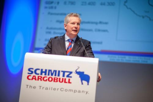 Schmitz Cargobull прогнозирует восстановление рынка и готовит интересные новинки