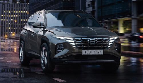 Чем удивит новый Hyundai Tucson. Все подробности о модели