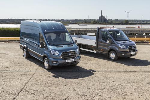 Ford представил 5-тонный Transit