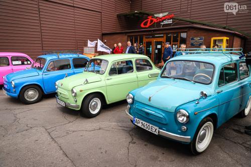 60 лет назад Украина начала выпускать собственные автомобили. Юбилей ЗАЗ-965