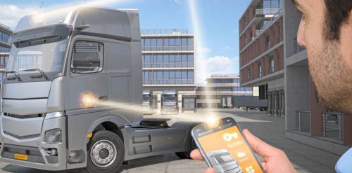 Continental предложил решение как заменить ключи на смартфон