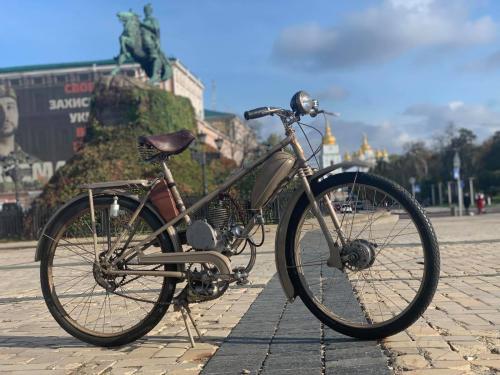 В Украине нашли самый ранний мопед Львовского мотозавода