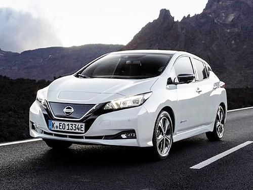 В Украине стартуют официальные продажи Nissan Leaf - Nissan