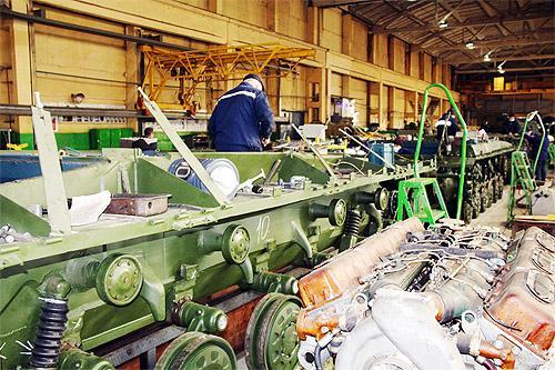 Сколько и какой техники Львовский бронетанковый завод передал в ВСУ в 2020 году - броне