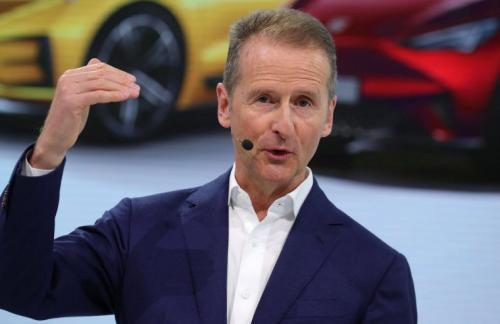 Глава Volkswagen назвал водород не перспективным топливом для автомобилестроения - водород