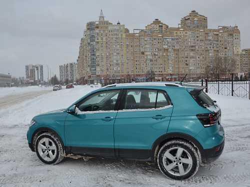 Формула практичности. Тест-драйв Volkswagen T-Cross - Volkswagen