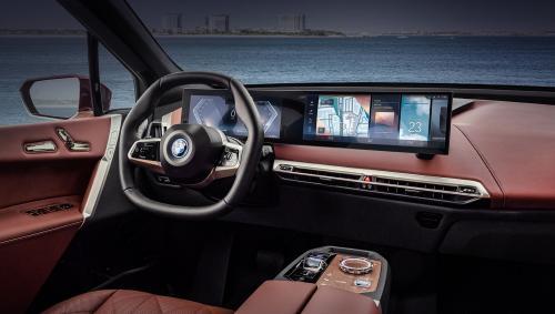 Чем поразит новое поколение мультимедиа BMW iDrive 8