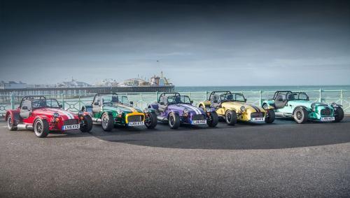 Британская Caterham Cars сменила владельца