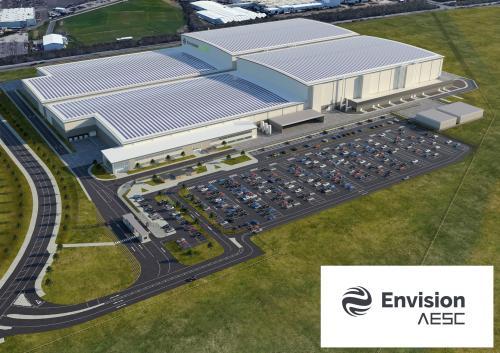 Nissan построит электромобильный хаб в Великобритании