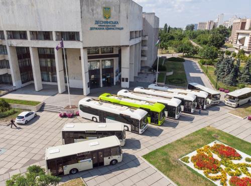"Какими будут ""маршрутки"" по-киевски"