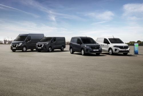 Nissan переименовал коммерческие модели и готовится активизировать их продажи