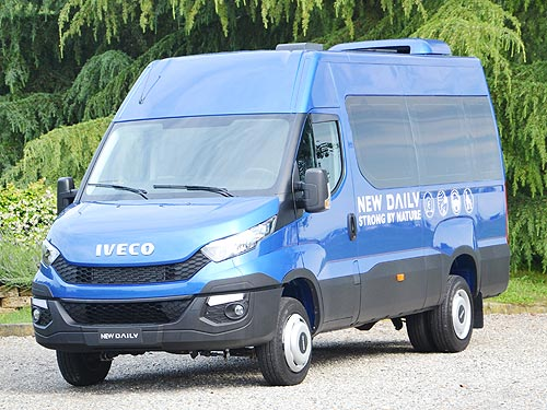IVECO Daily отмечает 40-летие. История модели