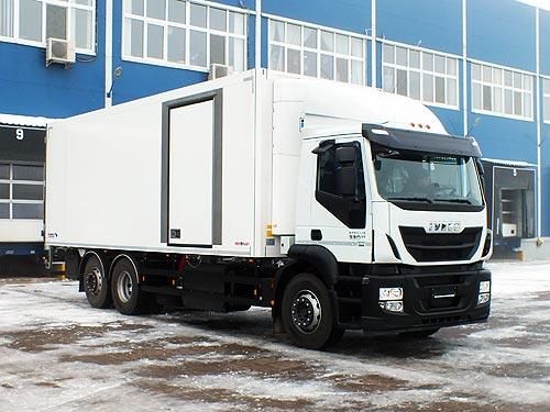В Украине продан первый газовый IVECO Stralis CNG - IVECO