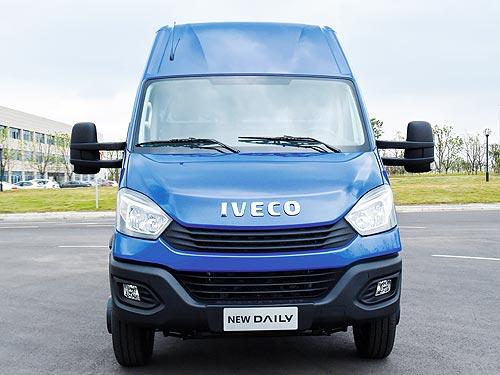 В Китае выпустили новое поколение IVECO China Daily - IVECO