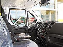 «Укрпошта» будет возить корреспонденцию на фургонах IVECO Daily - IVECO