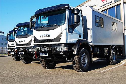 IVECO вошла в новый сегмент на украинском рынке спецтехники - IVECO