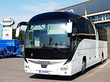 IVECO выходит в Украине в премиальный автобусный сегмент - IVECO