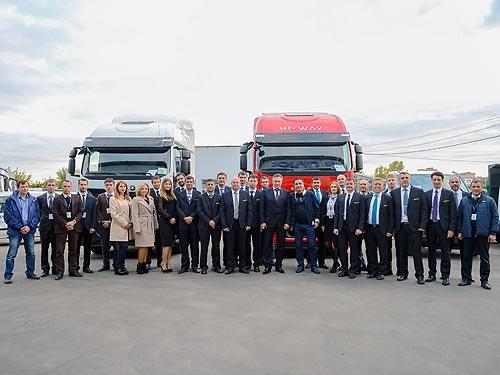Привычка быть лучшими: в Харькове открылся новый дилерский автоцентр IVECO - IVECO
