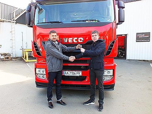 IVECO планирует увеличить в Украине продажи тягачей в 2-3 раза - IVECO