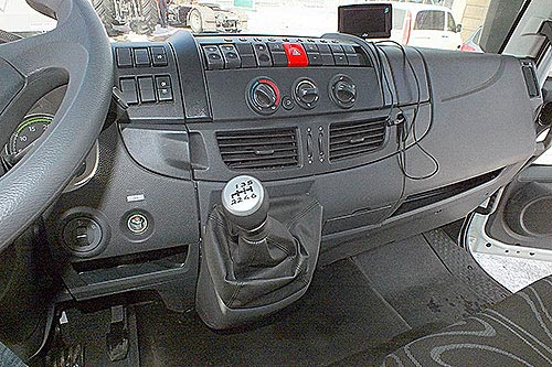 В Украине разработали новый мусоровоз на шасси IVECO - IVECO