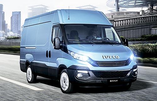 На легкие коммерческие автомобили IVECO DAILY 35S11V действует специальное ценовое предложение