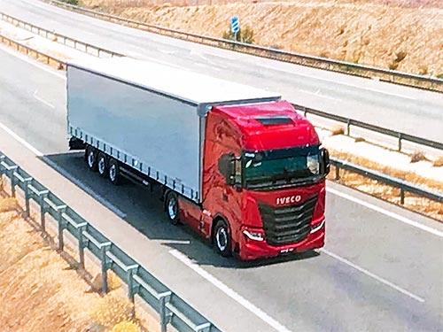 IVECO представила новое поколение грузовиков S-WAY. Все подробности